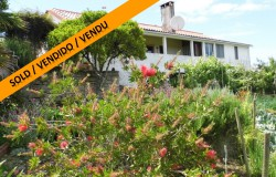 Detached 3 Bed House with stunning views for sale in Maças D. Maria, Central Portugal