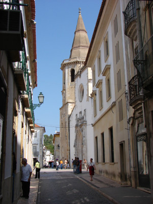 Tomar historical center