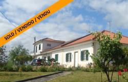 3 bedroom house for sale near Tomar, Central Portugal