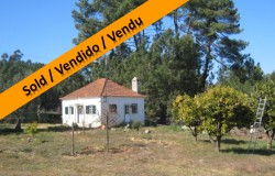 Restored 2 bed  country cottage for sale near Sertã central Portugal