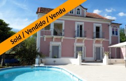 4 Bed Manor House with swimming pool and annexes for in Central Portugal