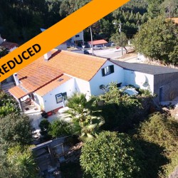 Traditional 3 Bedroom Farmhouse for sale near Alvaiazere at Alvaiazere for 125000