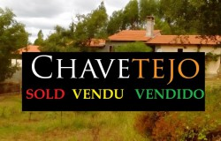 SOLD///  Quinta (farm) with Magnificent Views, 11.000 m2 of land with Water mine at reduced Price