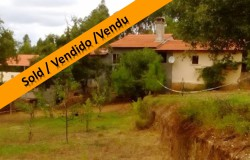 Quinta (farm) with Magnificent Views, 11.000 m2 of land with Water mine at reduced Price