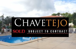UNDER OFFER /// A beautifully built and well maintained house with swimming pool for sale in a lovely peaceful location