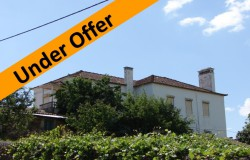 BARGAIN PRICE // 7 Bed Manor house With garden for Sale near Ferreira do Zêzere, Central Portugal