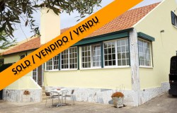 1950´s Style Gentlemans Farmhouse for Sale near Tomar Central Portugal