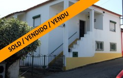 A lovely two storey house with great views over the countryside for sale near Tomar, Central Portugal