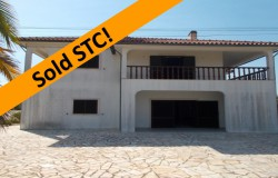 A generously spacious, 3 bedroom house for sale close to the town of Tomar, Central Portugal