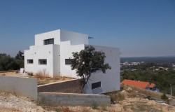 MODERN CONTEMPORARY DESIGN 3/4 BED VILLA WITH GARAGE, SPACE FOR POOL WITH STUNNING SUNSET VIEWS.