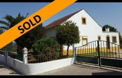 A four bedroom family home with great views for sale near Ferreira do Zêzere, Central Portugal.