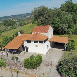 Detached 4 bedroom country house, quite location, private garden, off street parking at  for 88500