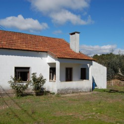 A bargain country property with nearly 5000sqm of land close to river beaches for sale only 3km away from Ferreira do Zêzere at Ferreira do Zêzere for 60000
