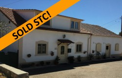 Detached 3 Bed Country house, Large Annex, Garage for sale near Alvaiazere, Central Portugal