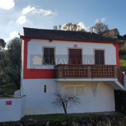 A lovely country property that has been refurbished with land and a swimming pool for sale between Ferreira do Zêzere and Tomar at 2240 Ferreira do Zêzere, Portugal for 85000
