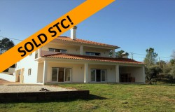 Spacious 4 Bed Villa, Study, Great views with Borehole for sale near Ansiao Central Portugal
