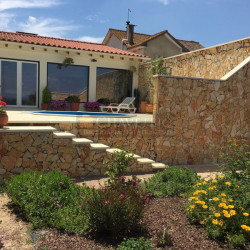 A stylish and contemporary home with a plunge pool and excellent views over the countryside for sale just outside Tomar at 2300 Tomar, Portugal for 165000