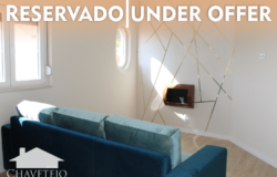 A stylishly refurbished two bed apartment for sale in a great location in Tomar, Central Portugal