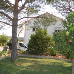 A seven bedroom, two stores house for sale only 2 minutes outside of Tomar, central Portugal. at Tomar for 146000