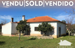 Partially Renovated 3 Bed bungalow in the Camino de Santiago trail, established flat garden with small vineyard close to Alvaiázere