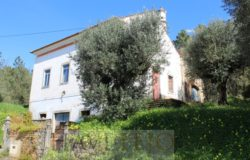A old and tradicional Portuguese property in need of some love for sale near Ferreira do Zêzere and Tomar