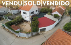 A lovely typical Portuguese style property set in a countryside location for sale near Tomar and Ourem