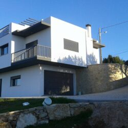 Spacious contemporary design 3 bed Villa with garage, A+ Energy rating, space for pool with sunset views near Ansião at Ansiao for 237000