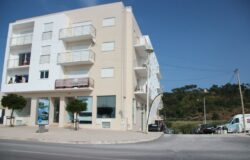 A 2 bedroom apartment with excellent views for sale on the main street of Nazaré