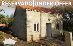A romantic country property with land for sale near Tomar and Ferreira do Zêzere