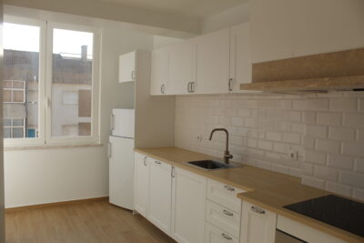A refurbished two bed apartment for sale in Tomar