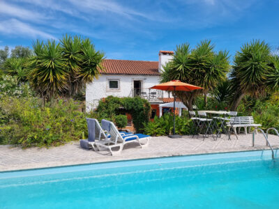Four Bedroom Property with Guest Annex and Swimming Pool, for sale, only 9km from Tomar, Central Portugal