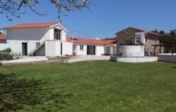 Stone Farmhouse ideal as a rural tourism for sale near Serta, central Portugal