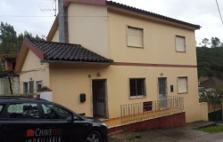 A four bed house with garden for sale near Tomar