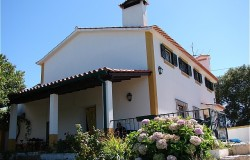 SOLD STC  A restored four bedroom house with swimming pool for sale near Tomar, central Portugal