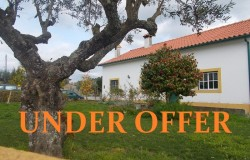 2 Bed house with annex for sale in Martinchel, Central Portugal