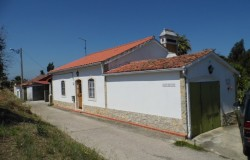 A three bedroom traditional House, with 3 independent wood cottages for sale close to Tomar central Portugal