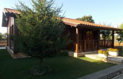 2 Bed Wooden House with Guest Annex for Sale Near Ferreira do Zêzere