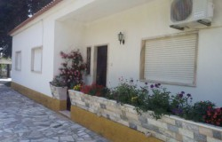 2 houses with land for sale near Tomar, Central Portugal