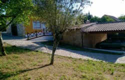 3 Bed Restored Stone Cottage with guest annex and land for sale near Ferreira do Zêzere, central Portugal