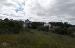 Building plot with 8360 sqm of land for sale near Tomar central Portugal