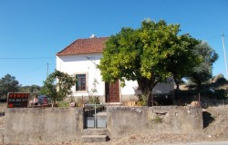 A two bedroom traditional stone cottage in need of renovation work for sale near Ferreira do Zezere ,central Portugal