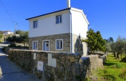 Restored 2 bedroom house for sale in central Portugal