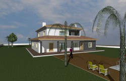 4 bed detached house still to be constructed for sale near Ansião