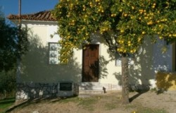 Semi-detached cottage for sale near Tomar central Portugal