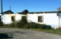 Ruined cottage for sale near Tomar central Portugal