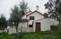 3 bed stone house with garden for sale ,Pedrogão Pequeno ,  Central Portugal