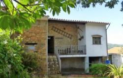 One bedroom renovated stone cottage in a little hamlet near Figueiró dos Vinhos.