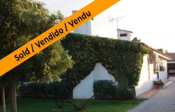 Three bedroom house with swimming pool and annex for sale near Tomar, Central Portugal