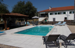 A beautiful country home, set in a picturesque village for sale near Ferreira do Zêzere and Tomar