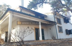 A completely off grid property with lake access, bore hole and 13500sqm of land for sale near Vila de Rei, central Portugal